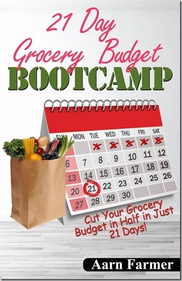 Get Your 21 Day Grocery Budget Bootcamp NOW!