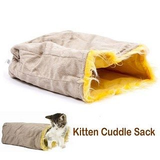 itten Cuddle Sack Just $5.99 PLUS FREE Shipping!