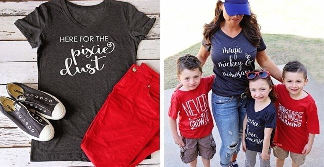 Vacation Inspired Tees Only $12.99! Down From Up To $24.00!