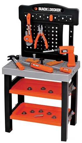 Black & Decker Jr. Play Workbench Just $21.24!