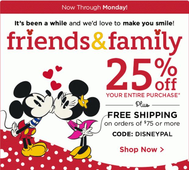 Disney Coupon
