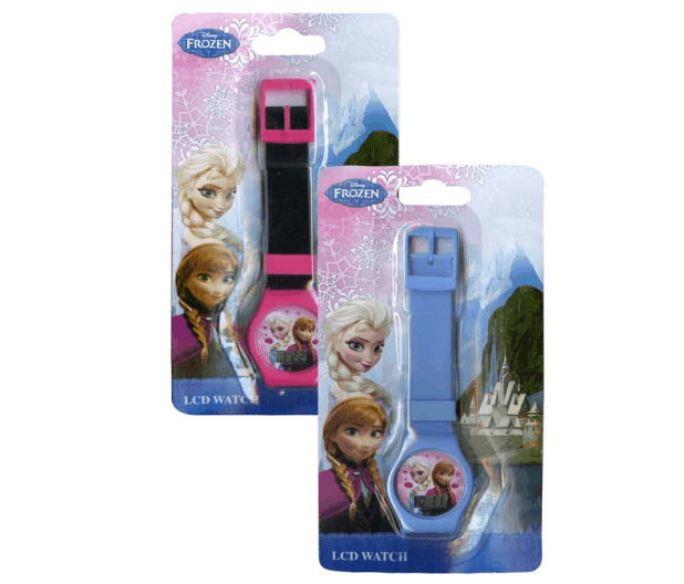 *PRICE DROP* Disney Frozen Elsa and Anna Digital Watch ONLY $4.49 + FREE Prime Shipping (was $20)!