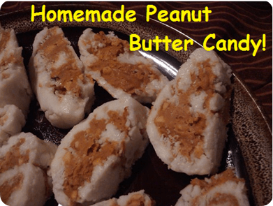 Peanut Butter Candy Recipe