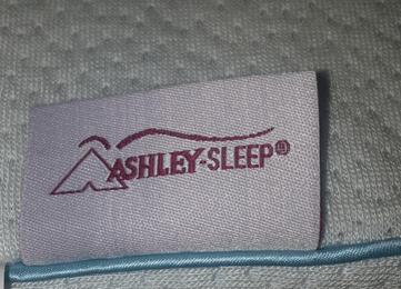 Ashley Sleep Contour Gel Pillow!