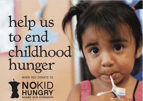 Help End Childhood Hunger!
