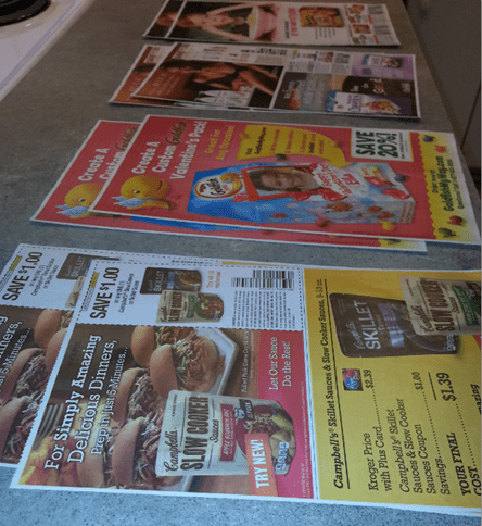How To Coupon:  5 Ways To Organize Coupons!