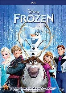 Disney's Frozen DVD Just $19.96!