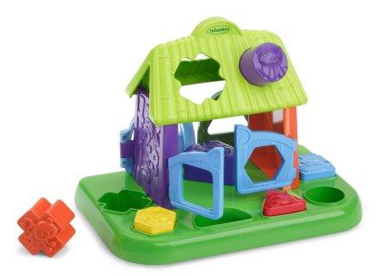 Infantino Animal Park Shape Sorter Just $6.30 (reg. $14.99)!