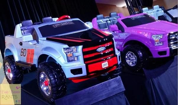 2015 F150 Power Wheels