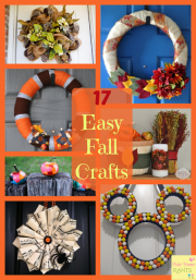 17 Easy Fall Crafts