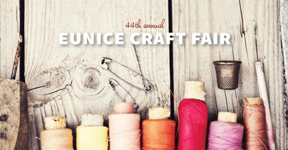44th Annual Eunice Craft Fair, Arlington, Texas