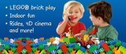 LEGOLAND Discovery Center And Sea Life Grapevine Discounts And Special Offers