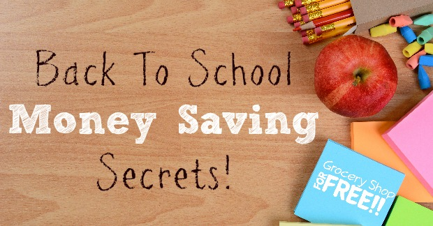 Secrets For Saving Money On School Supplies!