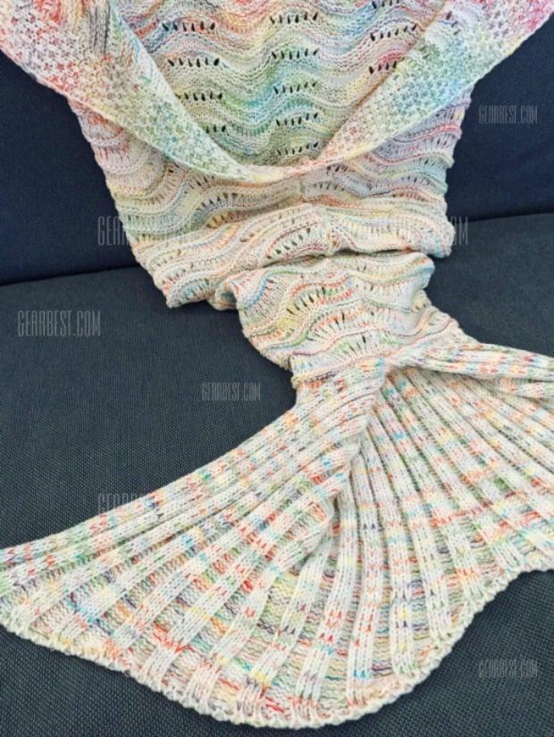 Mermaid Blanket Adult