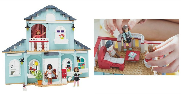 American Girl Mega Blocks Set Only $44.80 Shipped! Down From $87!