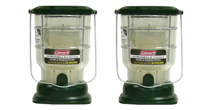 Coleman 50-Hour Citronella Lantern Just $5.86! Down From $15.21!