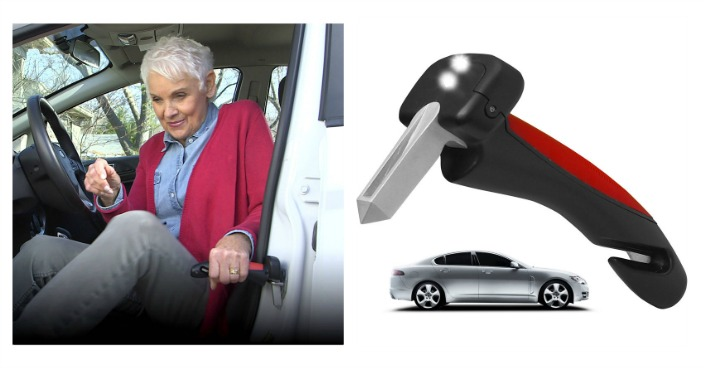 3-IN-1 Auto Assist Handle Just $12.99! Down From $32! Ships FREE!