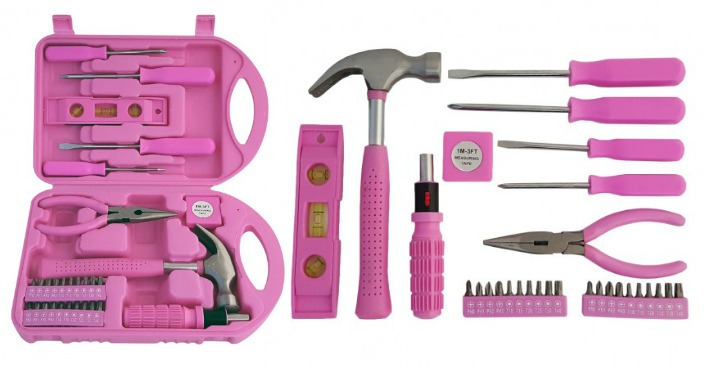 30-Piece Tool Set with Carrying Case Just $22.99! Down From $60! Ships FREE!