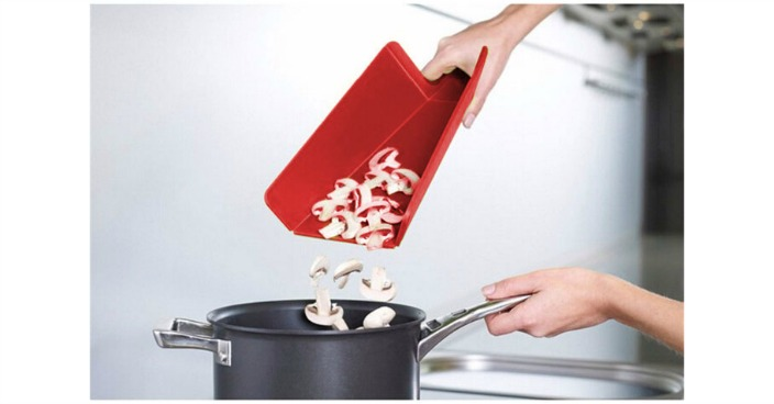 Chop and Serve Folding Cutting Board Just $4.99! Down From $29! Ships FREE!