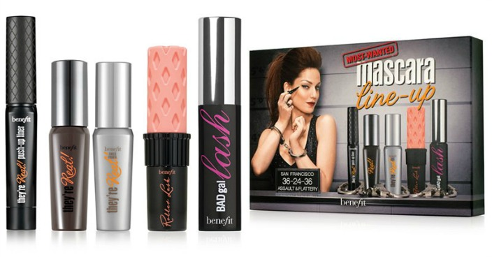 Mascara Most Wanted Mascara & Eye Liner Set Only $19.50! Down From $58!