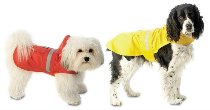 PetRageous Designs Dog Rain Slicker Only $6.29! Down From $22!