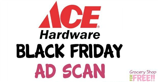 Ace Hardware Black Friday Ad Scan 2016!