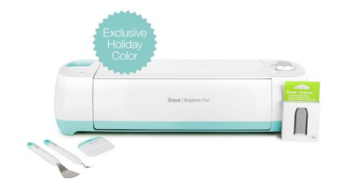 Cricut Explore One Bluetooth Bundle Just $169! Down From $250!