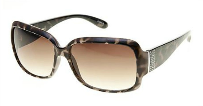 Dockers Women's Oversized Rectangular Sunglasses Just $5.99! Down From $32!