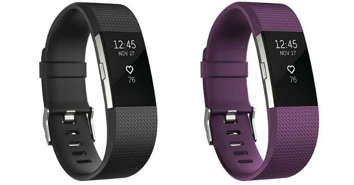 Fitbit Charge 2 Heart Rate Activity Tracker Just $99.99! Down From $150!
