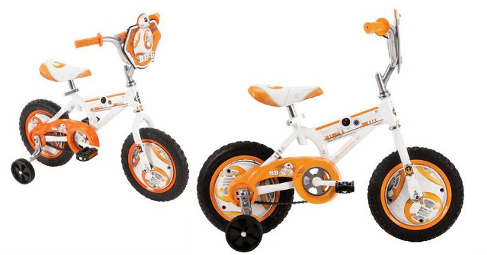 Star Wars Huffy 12-in. BB-8 Bike Only $29.99! Down From $100!