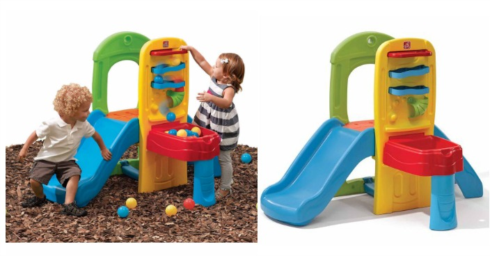 Step2 Play Ball Fun Climber Just $63.99! Down From $88!