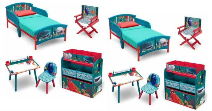 Disney Finding Dory Room-in-a-Box Just $99! Down From $140!