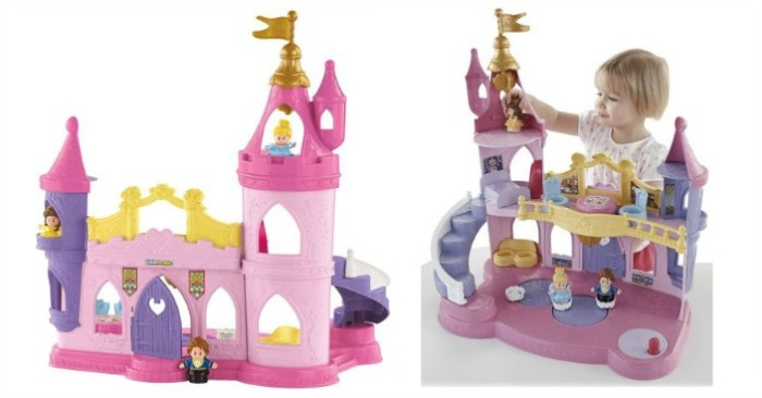 Disney Princess Musical Dancing Palace Just$24.97! Down From $55!