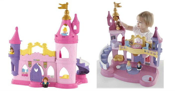 Disney Princess Musical Dancing Palace Just$24.97! Down From $55!