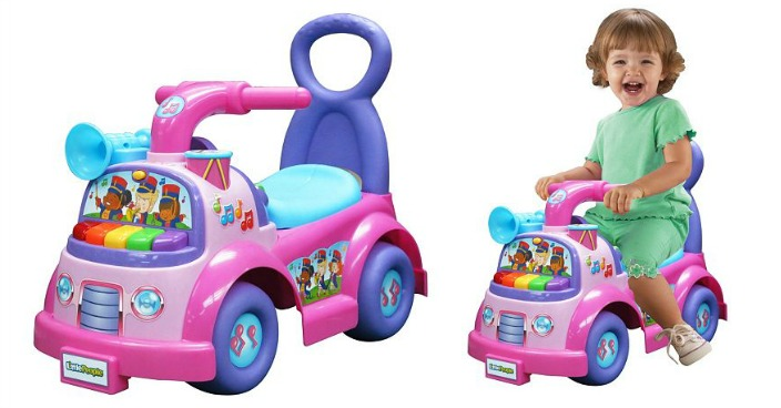 Fisher Price Little People Music Parade Ride-On Only $20.99! Down From $55!