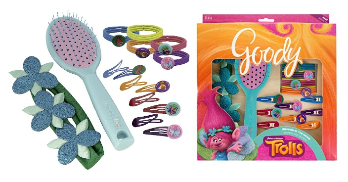 Goody Trolls Hair Accessory Gift Pack Just $4! Down From $25!
