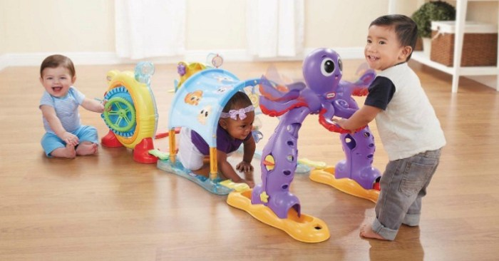 Lil' Ocean Explorers 3-in-1 Adventure Course Just $47.99! Down From $80!