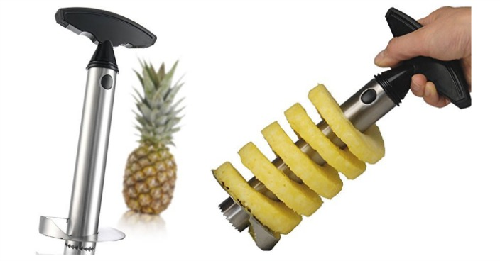 Pineapple Easy Slicer & De-Corer Just $2.98! Ships FREE!