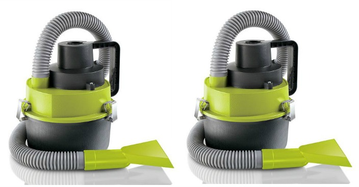Sharper Image Wet & Dry Vacuum Only $7.49! Down From $20!