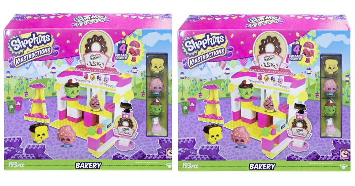 Shopkins Kinstructions Bakery Scene Pack Just $8! Down From $20!