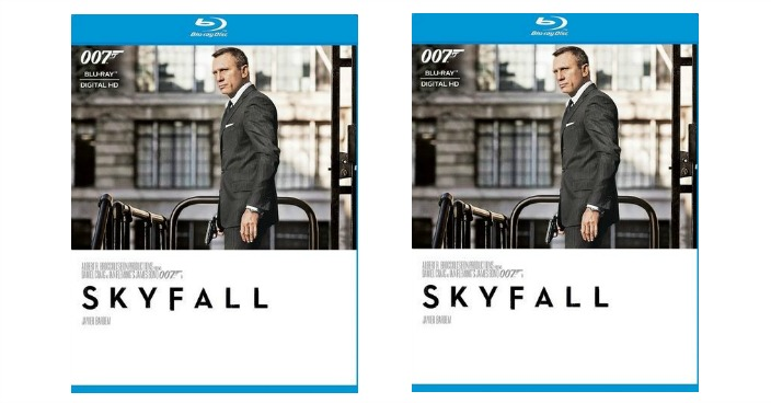 Skyfall Blu-ray Just 3.99! Down From $12!