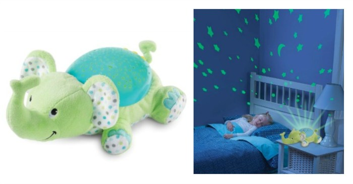 Slumber Buddies Projection & Melodies Soother Just $4.88! Down From $25!