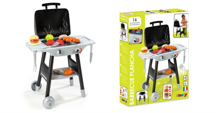 Smoby BBQ Grill With Accessory Set Playset Just $23.99! Down From $40!