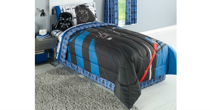 Star Wars Darth Vader Comforter Only $20.37! Down From $60!
