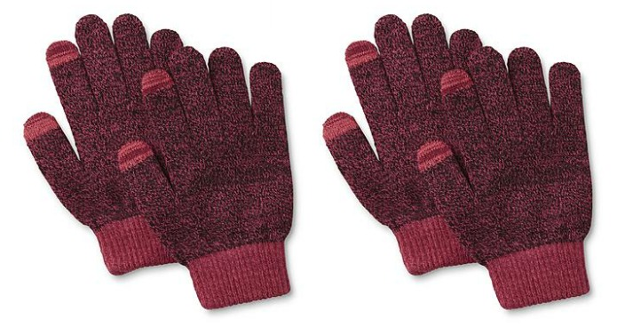 FREE Women's Texting Gloves!