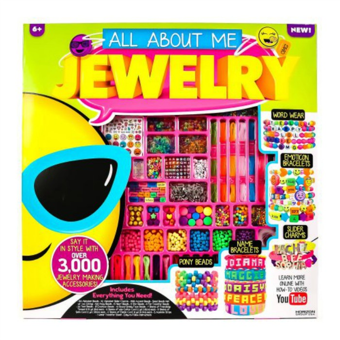 3000 Piece Jewelry Kit Just $9.97! Down From $15!