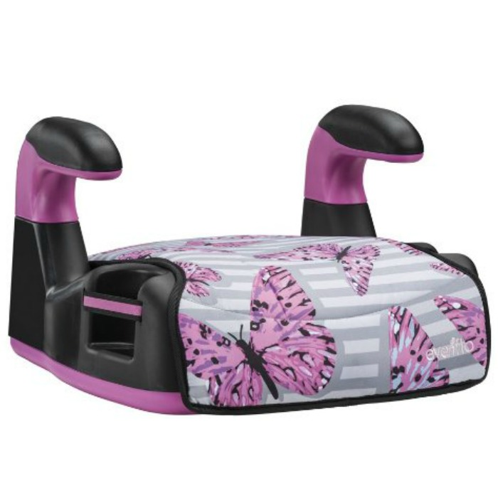 Evenflo Butterfly Car Booster Seat Just $14.92! Down From $28!
