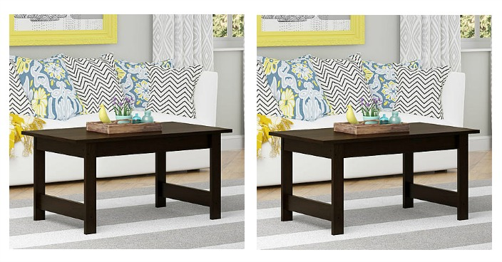 Good To Go Coffee Table Only $6.41! Down From $35!