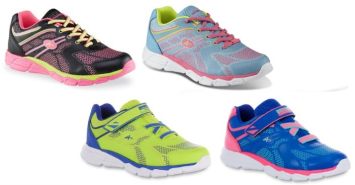 Kids Shoes Only $2.92! Down From $15!