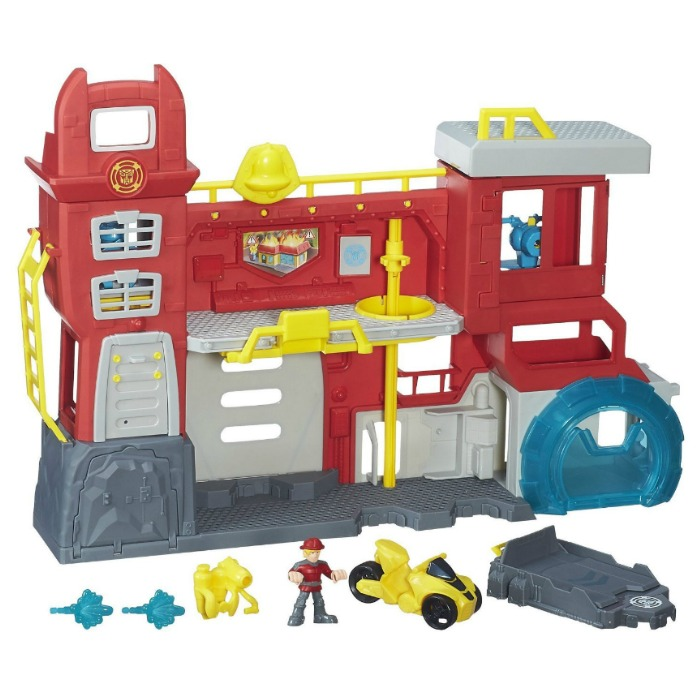 Playskool Heroes Firehouse Headquarters Just $19.98! Down From $40!